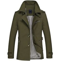 I love those fashionable and beautiful Trench Coat from Newchic.com. Find the most suitable and comfortable Trench Coat at incredibly low prices here.
