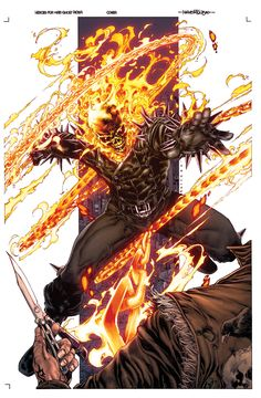 Both are at their strongestThis is Johnny Blaze Ghost Rider and Al Simmons day of prep for bothFight takes place in an unknown hellNo BFRIn cha Marvel Comic Character, Comic Book Characters, Marvel Characters, Comic Books, Ghost Rider Johnny Blaze, Ghost Rider Marvel, Batman Christian Bale, Marvel Comics Art, Marvel Heroes