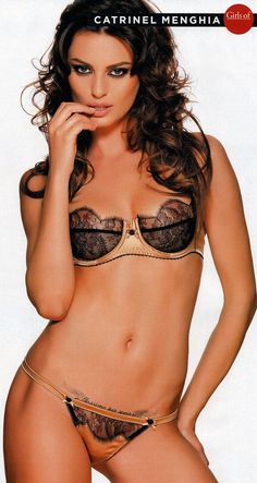 Visit the post for more. Catrinel Menghia, Lise Charmel, Sexy Bra, Bellisima, Playboy, Beauty Women, String Bikinis, All In One, Abs