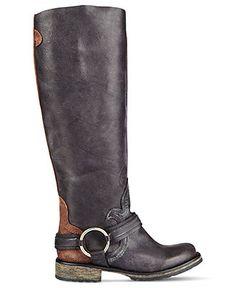 Steve Madden Women's Shoes, Judgement Tall Shaft Boots - All Womens Shoes - Macy's