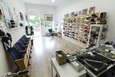 #sneakerbarber #popupstore #mikulasska31 #bratislava Bratislava, Pop Up, Store, Popup, Storage, Business, Shop