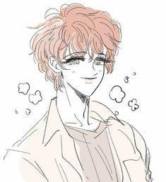 Shounen Ai, S Stories, Boy Art, Fujoshi, Manga, Webtoon, Comics, Honey, Icons
