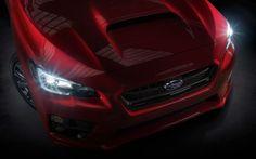 Subaru previews the 2015 WRX - Car Body Design