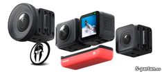 ✅ Insta360 One R. Primera cámara deportiva modular que compite con GoPro®. ✅ Os presentamos una de las cámaras más versatiles del mercado... Gopro, Consumer Electronics, Usb Flash Drive, Phone, Design, Projects, Sports, Log Projects, Telephone
