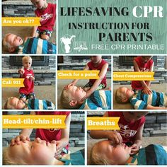 This is a detailed post on how to administer CPR correctly. As CPR changes over the years it is important as a parent to stay up on the latest techniques. Practical Parenting, Gentle Parenting, Parenting Advice, Family Emergency Binder, Emergency Care, Emergency Preparedness, Survival, Cpr Instructions, How To Do Cpr