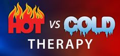 FootSmart Blog » Hot Therapy vs. Cold Therapy. When Do You Use Each?