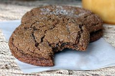 Grandma's Molasses Cookies - One of the two recipes I'm going to try in my quest to find the perfect Molasses cookie!