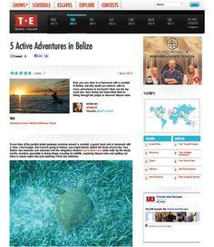 Travel + Escape: http://www.hopkinsbaybelize.com/wp-content/themes/hopkins_bay_resort/images/Travel%20+%20Escape.pdf