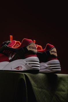 "Puma x Titolo x Atmos Disc Blaze ""Desert Dusk""  #Puma #Titolo #Atmos #DiscBlaze #Fashion #Streetwear #Style #Urban #Lookbook #Photography #Footwear #Sneakers #Kicks #Shoes"