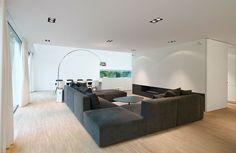 Private residence Zonnebeke, 2014 - Delta Light