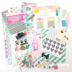 The Planner Society Subscription Kit: April