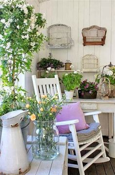 Shabby in love: Porch in Love