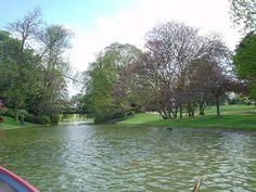 """In Pictures and Profiles: 10 Truly Elegant Parisian Gardens: The Bois de Vincennes -- """"Paris' Lungs"""""""