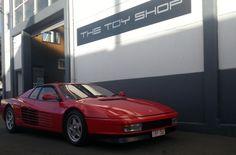 Ferrari Testarossa 1986- Wellington Workshop