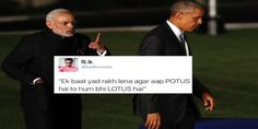 This Perfectly-Timed Photo Of Modi And Obama At The G20 Summit Is Going Viral
