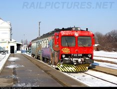 7122 005 HŽ - Hrvatske željeznice 7122 at Varaždin, Croatia by HR-rail-spotter