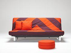 Divano letto design scandinavo Vaw Two