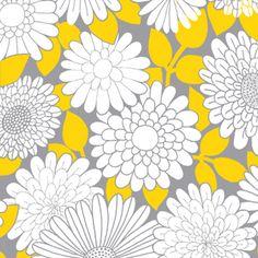 Barbara Jones - Cruzin - Blossoms in Yellow