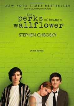 My favorite of 2012; The Perks of Being a Wallflower is so realistic and down to earth. It's my favorite Because it gives you a feeling you can't put into words, it teaches you that things happen and we have to accept them whether it be friendship, sibling rivalry, or love and that we have to accept the consequences As a teen is it nice to read something that didn't preach exaggerate  lie  or hide the truths of life. In the end of the book you feel like you're Charlie's best…