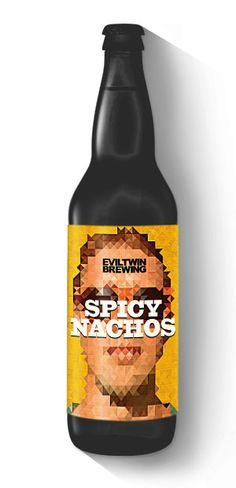 Evil Twin Brewing Spicy Nachos
