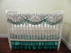 Baby Bedding Crib Set Shiloh New! : Just Baby Designs, Custom Baby Bedding Custom Crib Bedding Custom Nursery Bedding