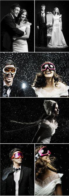 Snowboard Inspired Photographs by SOTA Dzine