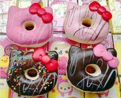 Donuts hermosas