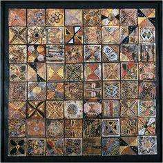 teabag mosaic
