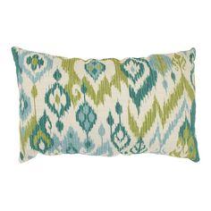 Pillow Perfect Gunnison Cotton Lumbar Pillow