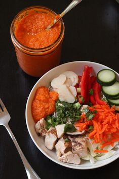 This Carrot Ginger Dressing is a healthy and delicious way to top any salad or rice bowl. It's full of great Asian-inspired flavors. Carrot Ginger Dressing, Carrot And Ginger, Fresh Ginger, Dressing Recipe, Salad Dressing, Food Photography Tips, Shredded Carrot, Cooking Together, Fake Food