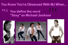 <3 Michael Jackson <3 - you know you are obsessed with Michael ...............