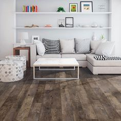 Gorgeous Grey Iceland Oak Flooring Interiors Pinterest