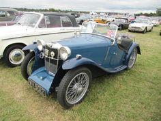 MG Midget P type 1934