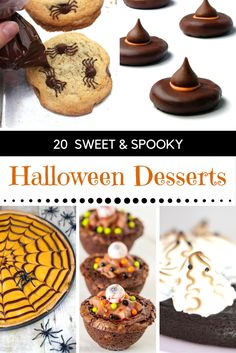 20 SWEET and SPOOKY