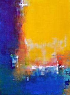 "Saatchi Online Artist: Ana Elisa Benavent; Acrylic, 2012, Painting ""And Then I Opened My Eyes"""