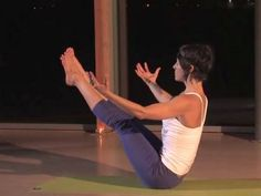More Core Please - Intermediate yoga practice with Meghan Currie