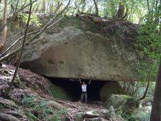 屋久島 辻の岩屋