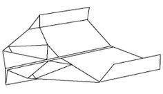 Free Paper Airplane Designs-Printable Templates
