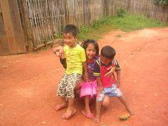 voyage, sourire, Thaïlande