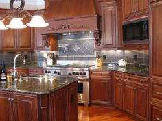 Old World Kitchen Cabinets | design concepts and the cabinets were fabricated by dave s cabinets ...