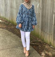 Pinterest: just4girls Modern Hijab Fashion, Pakistani Fashion Casual, Hijab Fashion Inspiration, Muslim Fashion, Modest Fashion, Fashion Outfits, Modest Dresses, Modest Outfits, Modest Clothing