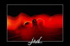 Wedding photo light painting Photo Lighting, Light Painting, Wedding Images, Weddings, Abstract, Artwork, Movie Posters, Photography, Summary