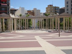 Calpe - Plaza Mayor