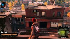 inFamous: Second Son - Inside Track Trophy [PS4 Gameplay HD]