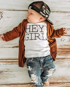 Cute Baby Boy Outfits, Cute Baby Clothes, Kids Outfits, Baby Boy Style, Boys Style, Babies Clothes, Babies Stuff, Children Clothes, Kid Stuff