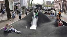 Potgieterstraat by Carve Landscape Architecture