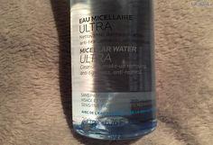 TEST: LA ROCHE-POSAY - Eau Micellaire ULTRA - micelárna voda pre citlivú pleť