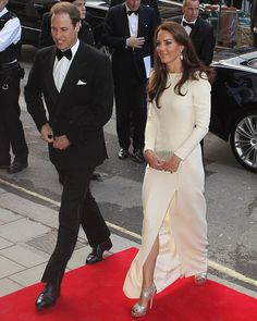 Will & Kate, May 8, 2012 - GLAM