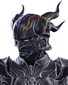 Cecil Baron Helm from Final Fantasy XIV: Heavensward