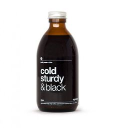 Why do all Cold Brew Coffee Bottles look exactly the same?